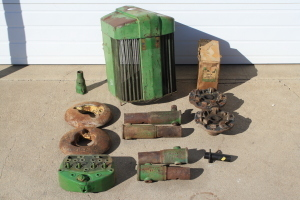 The Nikodym John Deere Parts Auction
