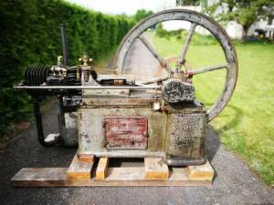 Museum Quality Gas Engine Auction