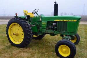 The Gary Polk Collection Auction - Tractors