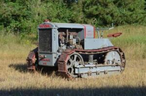 Pagel Antique Crawler and Tractor Online Only Auction