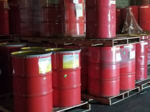 Large Oil, Lubricants, and Greases Inventory Auction