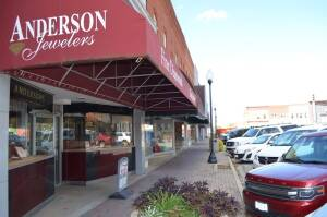 Business Liquidation of Anderson Jewelers