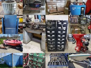 Springfield IL Business Liquidation Auction