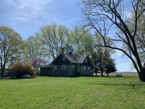 5 Acres - 3 BR Real Estate And Personal Property Auction -St. Joseph, IL