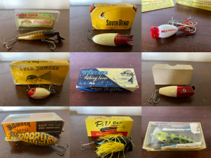 Lifetime Collection - Fishing Lures, Rods & Reels Part 4