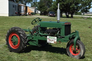 Devling Tractor and Antiques Collection