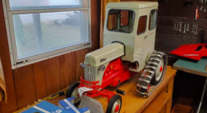 Fisher Pedal Tractor Collection - Customs