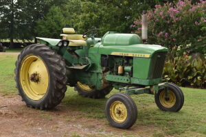 Gordon Hart John Deere Tractor Collection