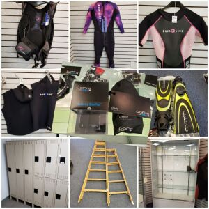 Adventure Dive And Travel Liquidation Auction - Springfield, IL