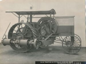 C.H. Wendel Personal Archive - Tractor and Gas Engine Literature
