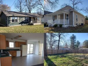 Real Estate - 2 Homes - Taylorville And Edinburg, IL