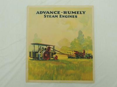 Advance-Rumely Steam Engines