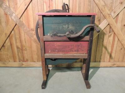 John Deere Tiffin Wooden Corn Sheller