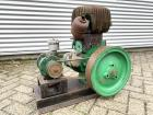 Wolsely stationary engine Type/Model: WD8