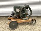 Ruston Hornsby stationary engine