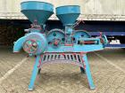 R. Hunt combined crushing and grinding mill Type/Model: No 2