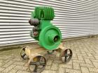 Wolsely stationary engine Type/Model: WDII