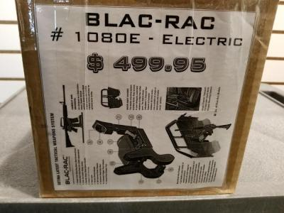 BLAC-RAC Tactical Weapons Rack