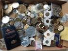 Coin and Token Lot
