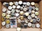 Vintage Late Model Pocket Watch Lot