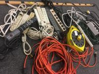 Surge Protector/Extension Cord Assorted Lot