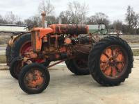 Allis Chalmers UC High Clearance