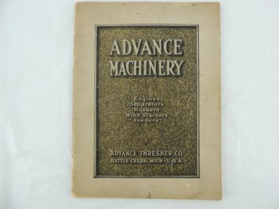 Advance Machinery Catalog