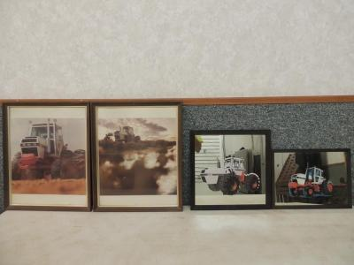 (4)-Case framed items