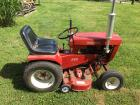 Wheelhouse Riding Lawn Mower