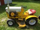 International Cub Cadet 100 Riding Lawn Mower