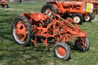 Allis Chalmers G with Cultivators