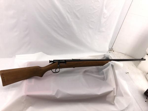 Stevens Model 15-A,  22LR, Bolt action, Average condition