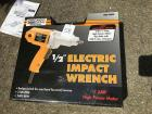 Chicago Electric Power Tools 1/2in. Electric Impact Wrench