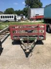 16 Foot Flatbed Trailer