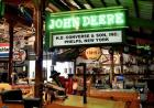 John Deere Porcelain Neon Sign