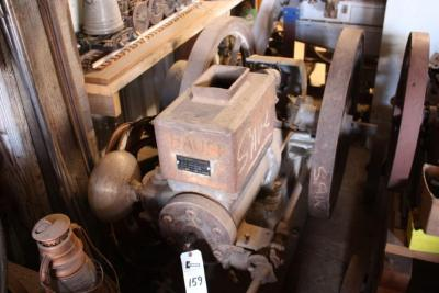 Howell 4.5hp Side Shaft