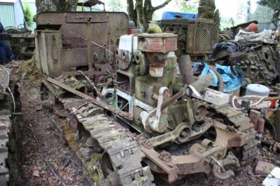 Holt 5 Ton Military Chassis
