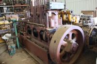 Atlas Imperial 75hp Stationary Engine