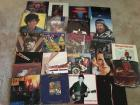 24 Vinyl Records Lot