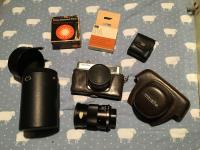 Minolta Hi-Matic 7Camera Lot