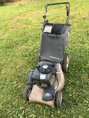"Craftsman 6.5 HP 21 "" Lawnmower"