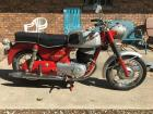 1967  250CC Sears Motorcycle