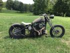 Harley Old No. 7 Custom Chopper