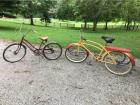(2) Vintage Bicycles