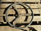 John Deere Open Fan Shaft Steering Wheel