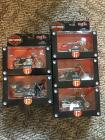 (5) Harley Davidson 1:18 Scale Series 17 Maisto Motorcycles
