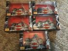 (5) Harley Davidson 1:18 scale Maisto Collectable Bikes