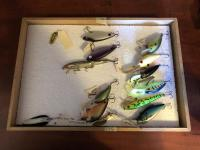 Tray of Lures