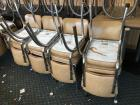 (8) Restraunt Style Chairs Lot 1
