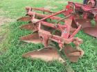 Massey Ferguson Four Bottom 3 Point Mount Plow